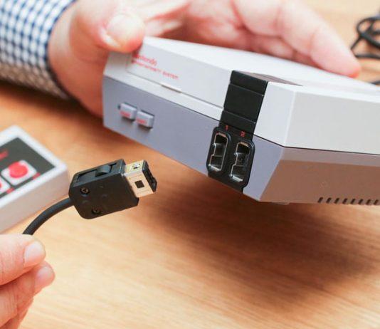 Mini NES de Nintendo