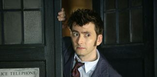David Tennant para estar en Doctor Who
