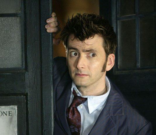 David Tennant para estar en Doctor Who