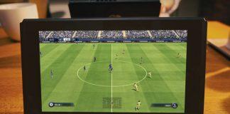 juega FIFA 18 en la Nintendo Switch