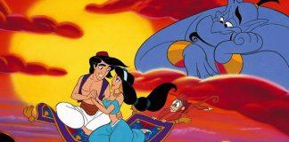 live-action de Aladdin