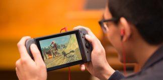 Nintendo Switch ofrecerá servicios streaming