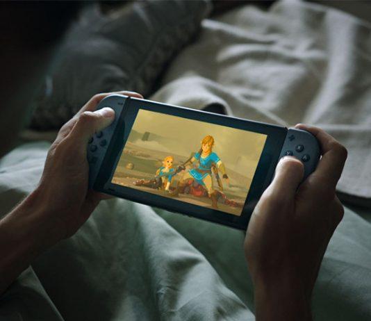 Problemas que presenta Nintendo Switch