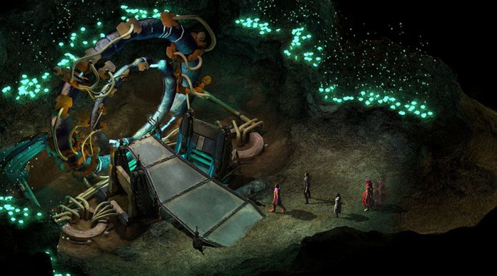 Torment Tides of Numenera sigue fallando