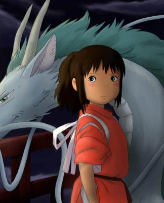 referencias del Studio Ghibli