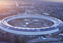 imágenes del Apple Park