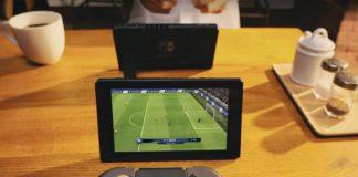 Nintendo Switch estrena su primera actualización