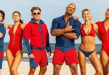 nuevo trailer de Baywatch