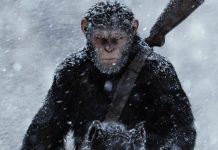 sneek peak de War for The Planet of The Apes