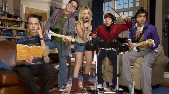 nuevas temporadas de The Big Bang Theory