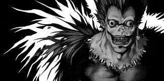 teaser del live action de Death Note