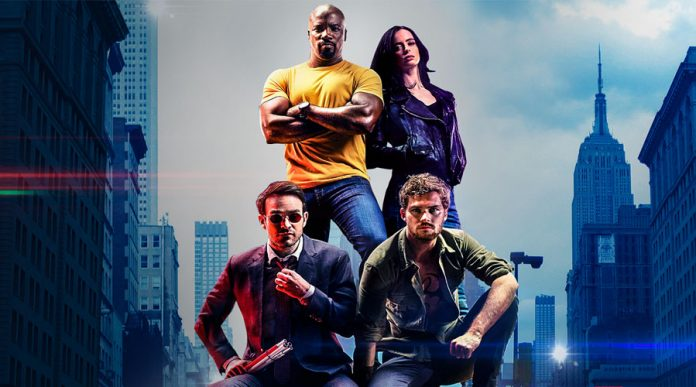 nueva serie de Marvel's The Defenders