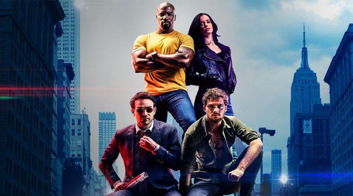 nueva serie de Marvel's The Defenders