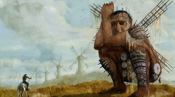the man who killed don-quixote