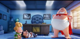 tráiler de Captain Underpants