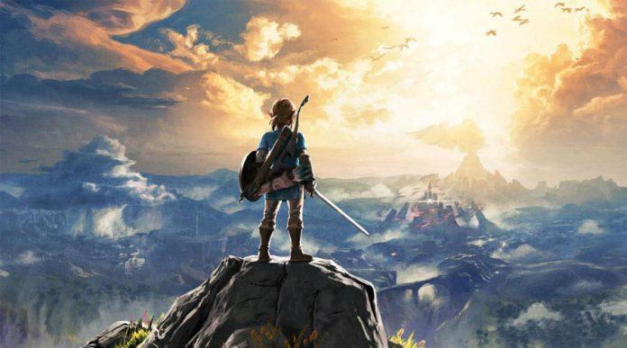 Nintendo Switch y The Legend of Zelda: Breath of the Wild