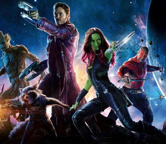 Guardianes de la Galaxia Vol.2 habrán cinco escenas