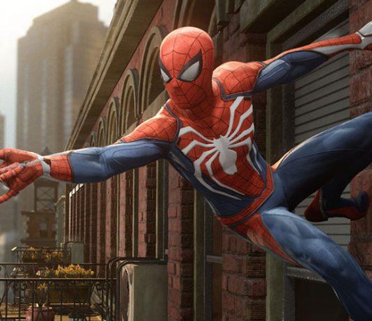Spider-Man para Playstation 4