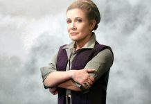 Carrie Fisher estará en el Episodio IX
