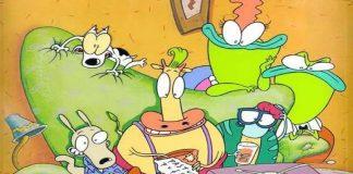 Nickelodeon trae de vuelta a Rocko