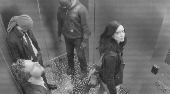 teaser de the defenders