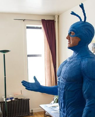 teaser de the tick