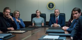 5ta temporada de house of cards