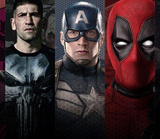 actores como superhéroes