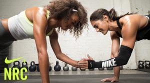 Nike Plus app fitness